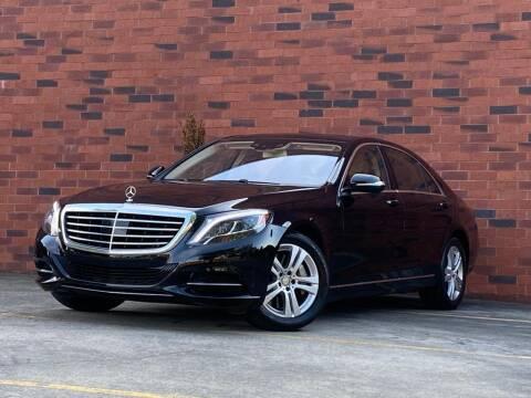 2015 Mercedes-Benz S-Class for sale at Universal Cars in Marietta GA