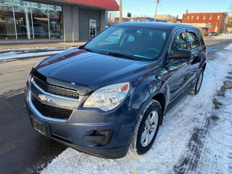 2014 Chevrolet Equinox for sale at Midtown Autoworld LLC in Herkimer NY