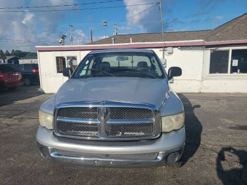 2002 Dodge Ram Pickup 1500 for sale at All State Auto Sales, INC in Kentwood MI