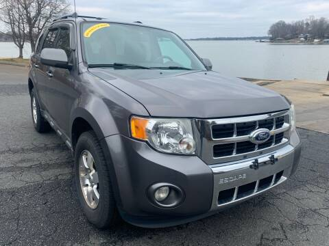2011 Ford Escape for sale at Affordable Autos at the Lake in Denver NC