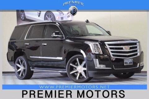 2015 Cadillac Escalade for sale at Premier Motors in Hayward CA