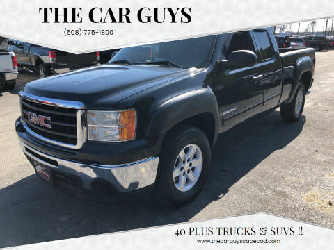 2009 GMC Sierra 1500 for sale at The Car Guys in Hyannis MA