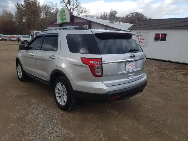 2015 Ford Explorer XLT 4dr SUV - Lolo MT