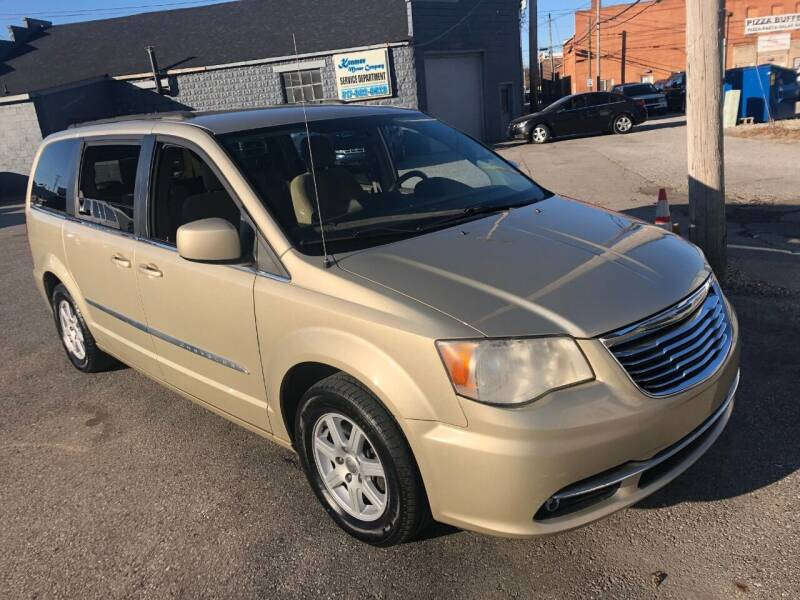 2011 Chrysler Town and Country for sale at Kramer Motor Co INC in Shelbyville IN