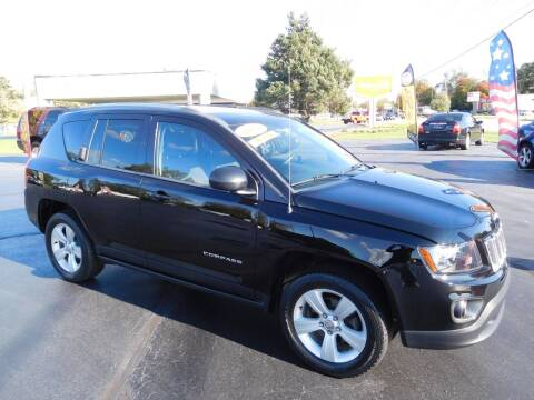 2014 Jeep Compass for sale at North State Motors in Belvidere IL