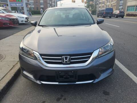 2014 Honda Accord for sale at OFIER AUTO SALES in Freeport NY