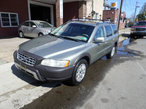 2007 Volvo XC70 for sale at Associated Sales & Leasing, Inc. in Perth Amboy NJ