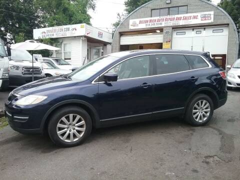 2008 Mazda CX-9 for sale at Drive Deleon in Yonkers NY