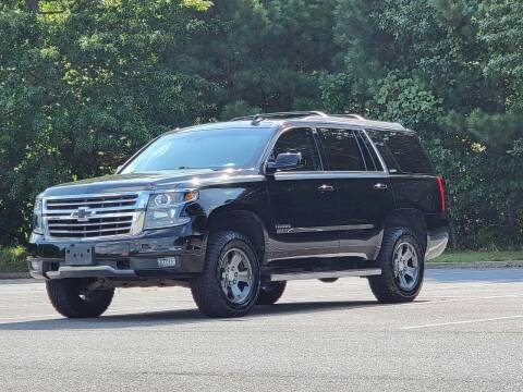 2015 Chevrolet Tahoe for sale at United Auto Gallery in Suwanee GA
