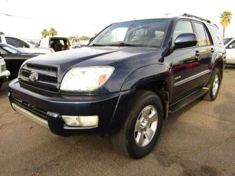 2005 Toyota 4Runner for sale at Van Buren Motors in Phoenix AZ