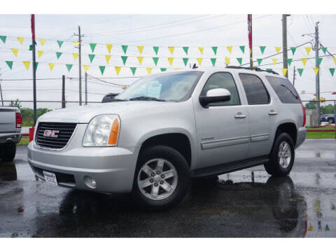 2011 GMC Yukon for sale at Maroney Auto Sales in Humble TX