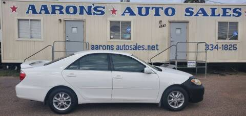 2006 Toyota Camry for sale at Aaron's Auto Sales in Corpus Christi TX