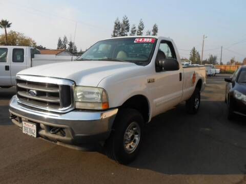2003 Ford F-250 Super Duty for sale at Armstrong Truck Center in Oakdale CA