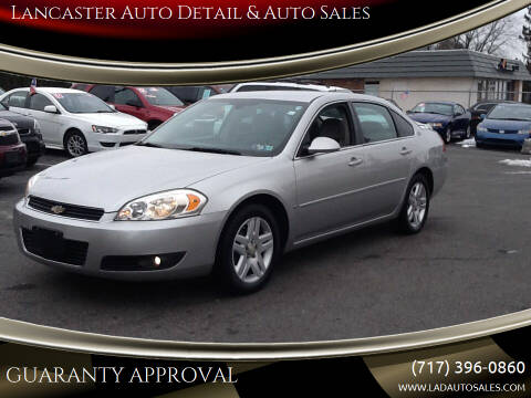 2006 Chevrolet Impala for sale at Lancaster Auto Detail & Auto Sales in Lancaster PA