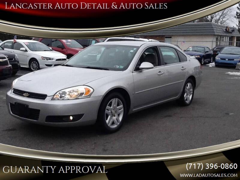 2006 Chevrolet Impala for sale at Lancaster Auto Detail & Auto Sales in Lancaster PA