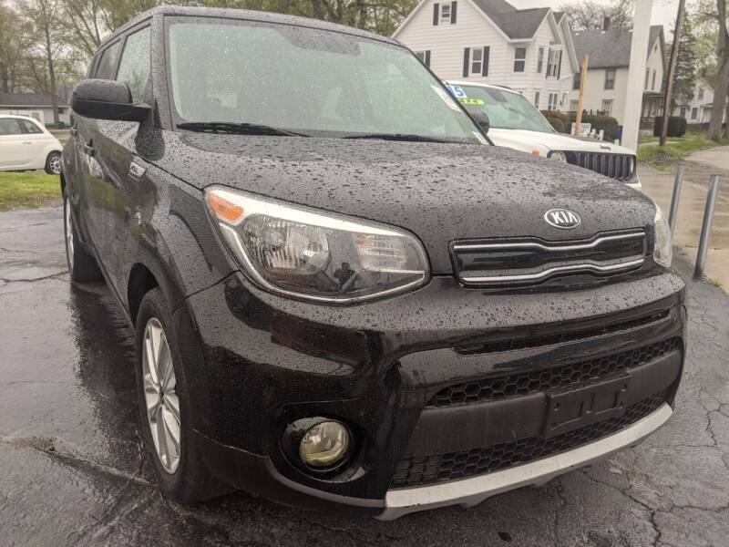 2018 Kia Soul for sale at GREAT DEALS ON WHEELS in Michigan City IN