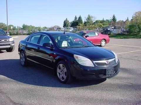 2007 Saturn Aura for sale at VOA Auto Sales in Pontiac MI