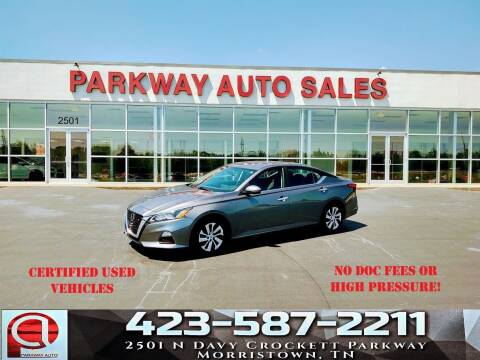 2019 Nissan Altima for sale at Parkway Auto Sales, Inc. in Morristown TN
