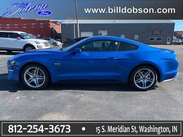 2021 Ford Mustang for sale in Washington, IN