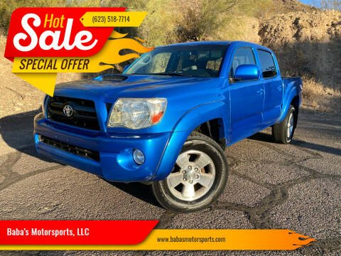 2007 Toyota Tacoma for sale at Baba's Motorsports, LLC in Phoenix AZ