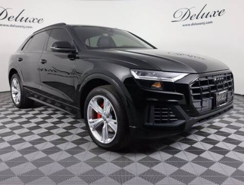 2019 Audi Q8 for sale at DeluxeNJ.com in Linden NJ