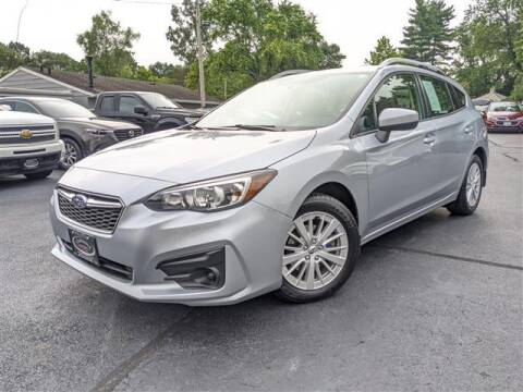 2017 Subaru Impreza for sale at GAHANNA AUTO SALES in Gahanna OH