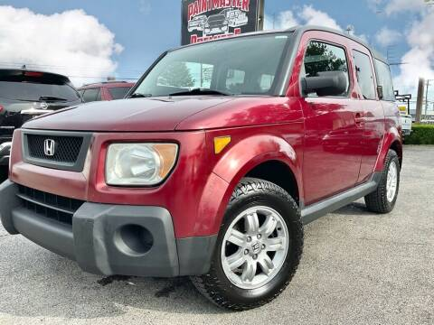 2006 Honda Element for sale at Featherston Motors in Lexington KY