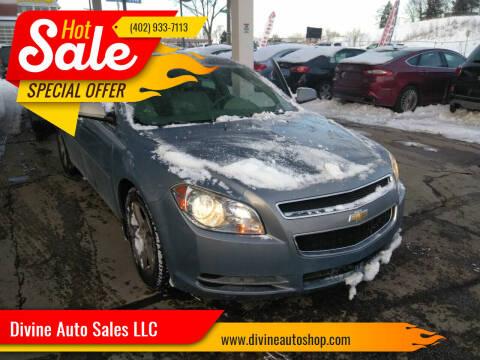 2009 Chevrolet Malibu for sale at Divine Auto Sales LLC in Omaha NE
