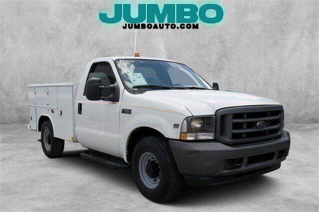 2004 Ford F-350 Super Duty for sale at Jumbo Auto & Truck Plaza in Hollywood FL