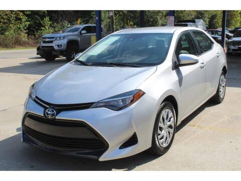 2017 Toyota Corolla for sale at Inline Auto Sales in Fuquay Varina NC