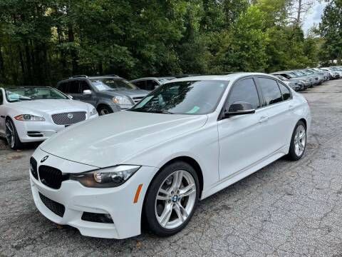 2015 BMW 3 Series for sale at Car Online in Roswell GA