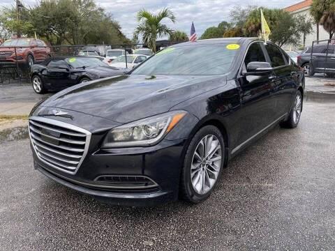 2015 Hyundai Genesis for sale at EZ Own Car Sales of Miami in Miami FL