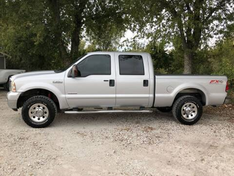 2006 Ford F-250 Super Duty for sale at Sparks Autoplex Inc. in Fort Worth TX
