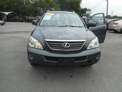 2007 Lexus RX 400h for sale at Elite Motors in Knoxville TN