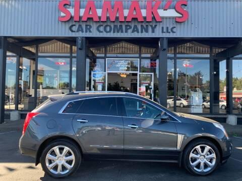 2013 Cadillac SRX for sale at Siamak's Car Company llc in Salem OR