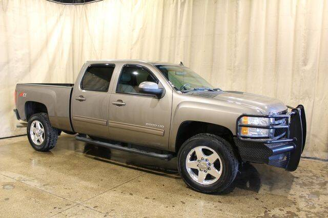 2012 Chevrolet Silverado 2500HD for sale at Autoland Outlets Of Byron in Byron IL