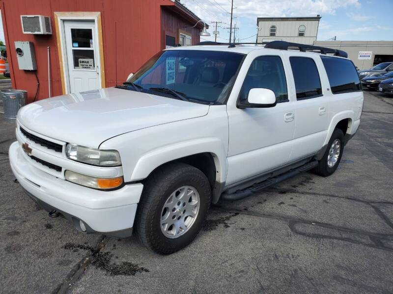 2005 Chevrolet Suburban for sale at Curtis Auto Sales LLC in Orem UT