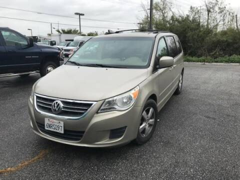 2009 Volkswagen Routan for sale at Norco Truck Center in Norco CA