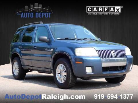 2005 Mercury Mariner for sale at The Auto Depot in Raleigh NC
