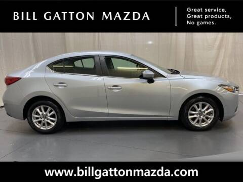 2018 Mazda MAZDA3 for sale at Bill Gatton Used Cars - BILL GATTON ACURA MAZDA in Johnson City TN