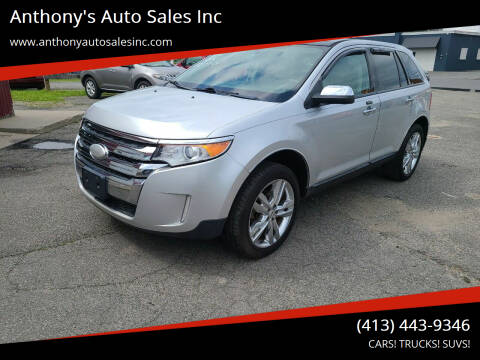 2011 Ford Edge for sale at Anthony's Auto Sales Inc in Pittsfield MA
