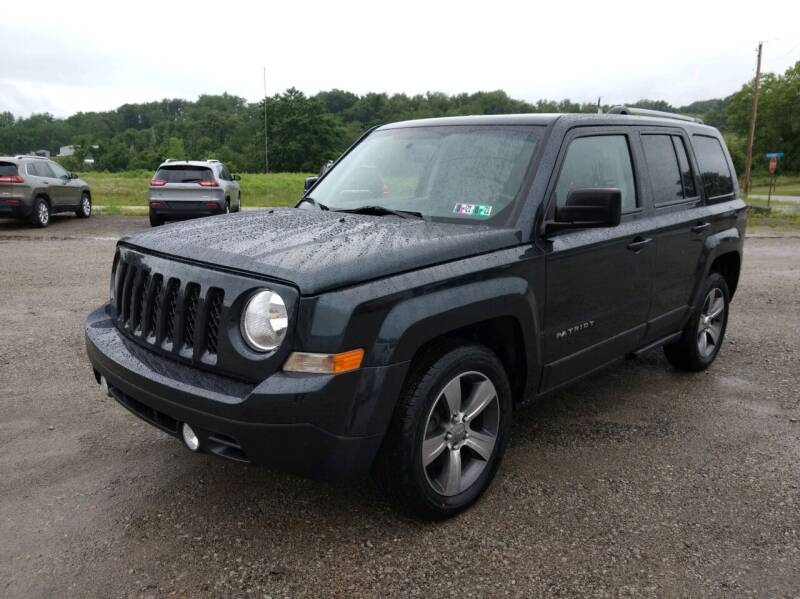 2016 Jeep Patriot for sale at G & H Automotive in Mount Pleasant PA