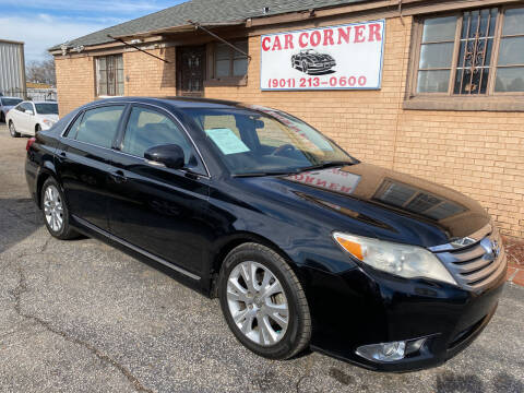 2011 Toyota Avalon for sale at Car Corner in Memphis TN