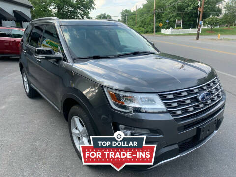 2016 Ford Explorer for sale at QUINN'S AUTOMOTIVE in Leominster MA