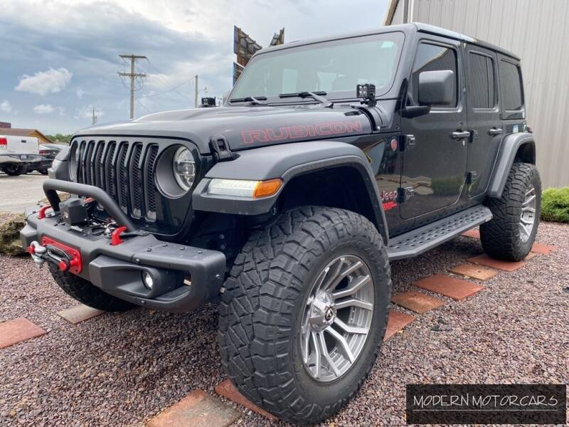 2018 Jeep Wrangler Unlimited for sale in Nixa, MO