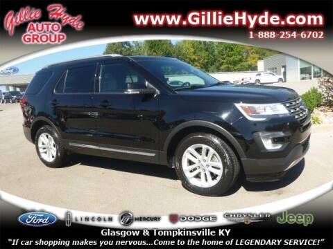 2017 Ford Explorer for sale at Gillie Hyde Auto Group in Glasgow KY