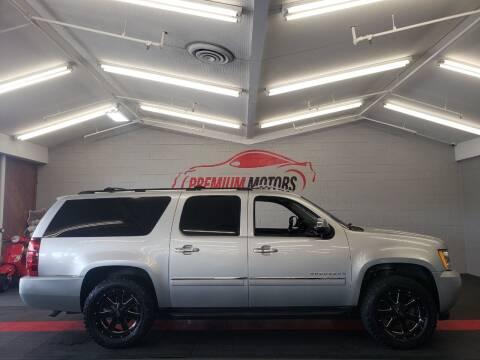 2011 Chevrolet Suburban for sale at Premium Motors in Villa Park IL