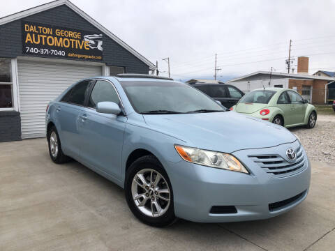 2008 Toyota Camry for sale at Dalton George Automotive in Marietta OH
