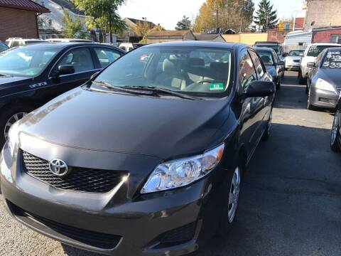 2010 Toyota Corolla for sale at Chambers Auto Sales LLC in Trenton NJ