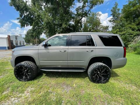 2017 Chevrolet Tahoe for sale at Priority One Auto Sales in Stokesdale NC